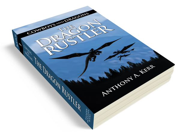 The Dragon Rustler Book Image